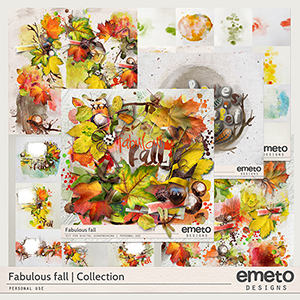 Fabulous fall - collection