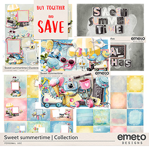 Sweet summertime - collection