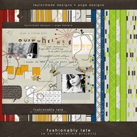 fashionably late collaboration kit