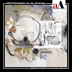 ArtPlay Palette Anaphora