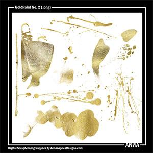GoldPaint No. 2