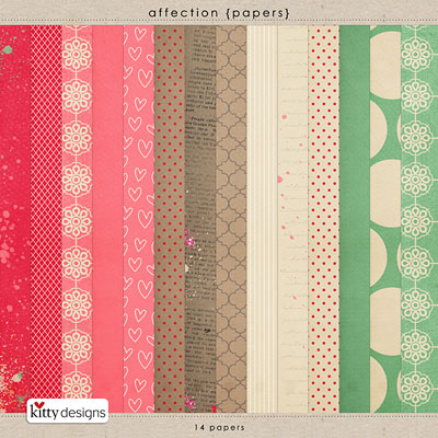 Affection {Papers}