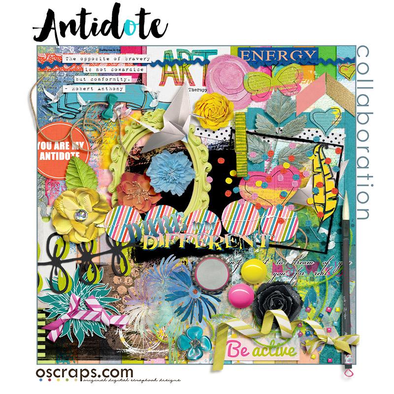 antidOte :: An Oscraps 2015 Collaboration