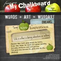"""Scrap""Apple Inspirations {Week 5}"