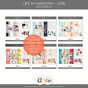 Life In Harmony 2016 - Bundle