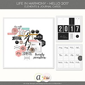 Life In Harmony - Hello 2017