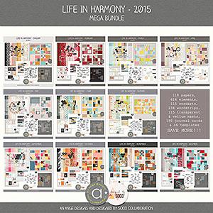Life In Harmony - Mega Bundle + FWP