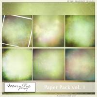 CU Paper Pack vol.1
