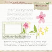 Little Bits & Pieces Collection No. 1