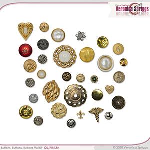 Buttons Buttons Buttons Vol 09