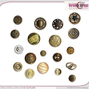 Buttons Buttons Buttons Vol 08