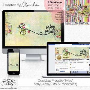 Free-Desktop:: MAY 2017