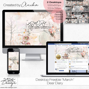 Free-Desktop:: March 2017