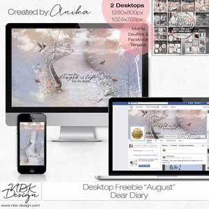 Free Desktop:: August 2017