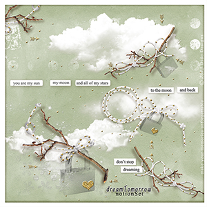 {dreamTomorrow} notionSet with FREE other set!