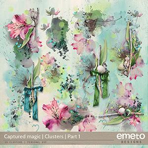 Captured magic - clusters part 1