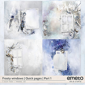 Frosty Windows - Quick pages Part1