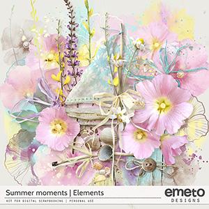 Summer Moments - Elements