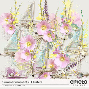 Summer Moments - Clusters
