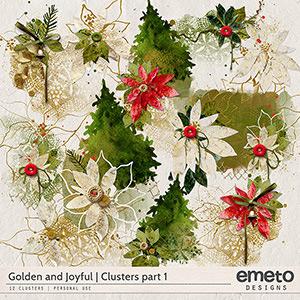 Golden and Joyful - Clusters part 1