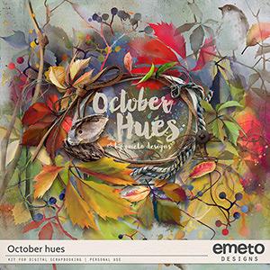October hues