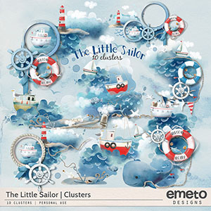 The Little Sailor - Clusters