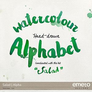 Salad Alpha