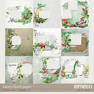 Salad Quick pages