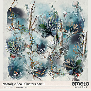 Nostalgic sea - clusters part1