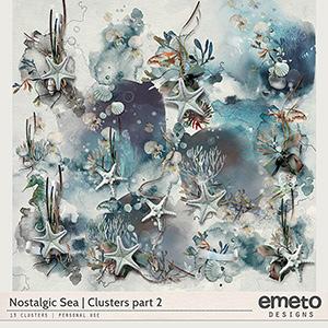 Nostalgic sea - clusters part2