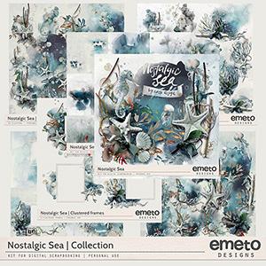 Nostalgic sea - collection