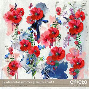 Sentimental Summer -  Clusters (part 1)