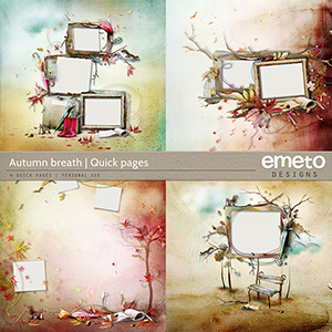 Autumn Breath - Quick pages and clusters