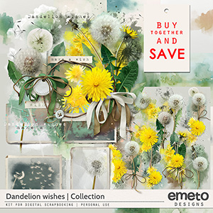 Dandelion Wishes Collection