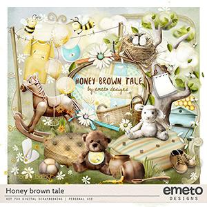 Honey brown tale