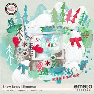 Snow Bears elements