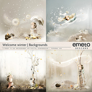 Welcome winter Backgrounds
