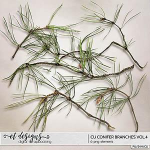 CU Conifer Branches vol.4