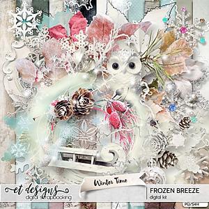 Frozen Breeze Kit & Alpha by et designs