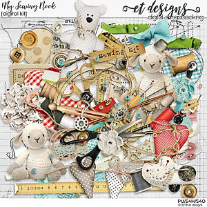 My Sewing Nook kit by et designs