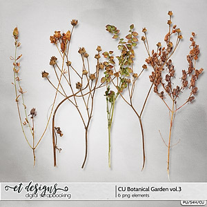CU Botanical Garden vol.3