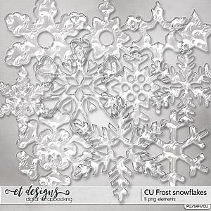 CU Frost Snowflakes vol.1