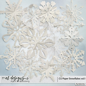 CU Paper Snowflakes vol.1