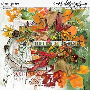 Autumn Garden Kit by et designs