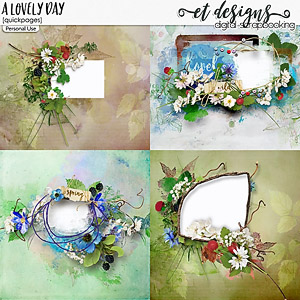 A Lovely Day Quickpages