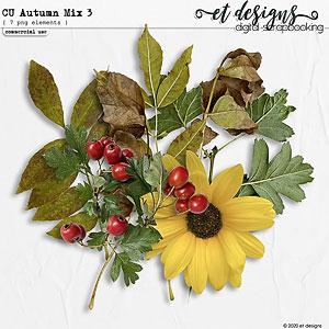 CU Autumn Mix vol.3