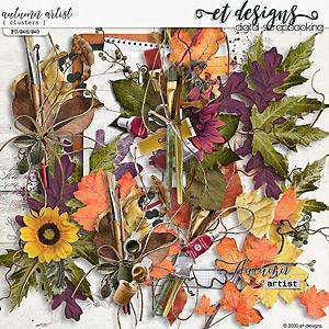 Autumn Artist Clusters