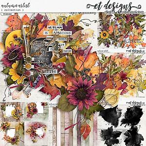 Autumn Artist Collection