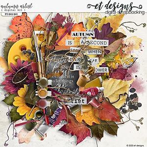 Autumn Artist Kit