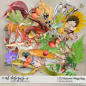 CU Autumn Mega Bag